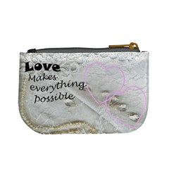 Love Mini Coin Purse By Deborah   Mini Coin Purse   Nqldkbmusg23   Www Artscow Com Back