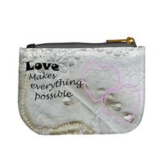 Love Mini Coin Purse By Deborah Back