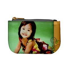 Little Guy   Mini Coin Purse D By Angel   Mini Coin Purse   J5651zcl6tma   Www Artscow Com Front