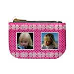 Pink Princess Mini coin purse