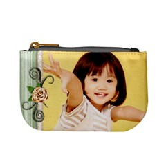 Mini Coin Purse   Love D By Angel   Mini Coin Purse   Rwkajiwtwtfn   Www Artscow Com Front