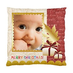 Christmas By Joely   Standard Cushion Case (two Sides)   C31zg1sfdfkc   Www Artscow Com Front