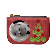 Mini Coin Purse Button Tree By Laurrie   Mini Coin Purse   Qb7y3qolalp5   Www Artscow Com Front