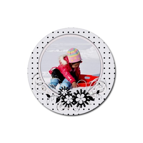 Round Coaster   C By Angel   Rubber Coaster (round)   53dt6z5lzadx   Www Artscow Com Front