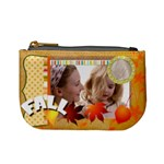 fall kids - Mini Coin Purse