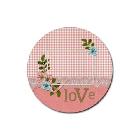 Coaster: Love By Jennyl Front