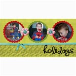 holiday card - 4  x 8  Photo Cards