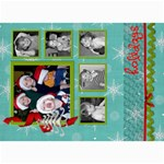 Christmas Card 12 - 5  x 7  Photo Cards