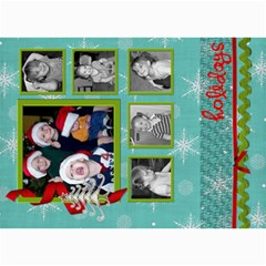 Christmas Card 12 By Martha Meier   5  X 7  Photo Cards   4anh6xq7f7zj   Www Artscow Com 7 x5 Photo Card - 2