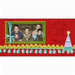 Ho Ho Ho Card - 4  x 8  Photo Cards