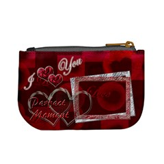 I Heart You Magical Moment Coin Purse By Ellan   Mini Coin Purse   Cz0d1rzrnt47   Www Artscow Com Back