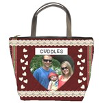 Cuddles and Kisses Bucket Bag