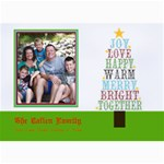 Christmas Tree Card - 5  x 7  Photo Cards