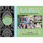 Happy Hoildays Card - 5  x 7  Photo Cards