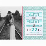 SavetheDate! - 5  x 7  Photo Cards