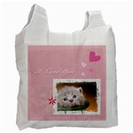 love pet - Recycle Bag (One Side)