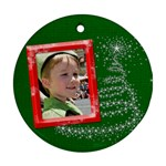 nathan 2 - Ornament (Round)