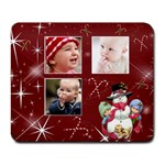 Christmas Collection-Collage Mousepad