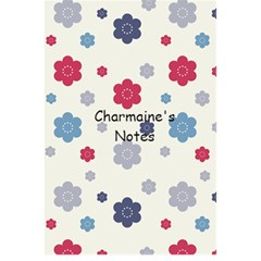 Charmaine Notebook By Vicki Bolam   5 5  X 8 5  Notebook   75zpexxi84as   Www Artscow Com Front Cover