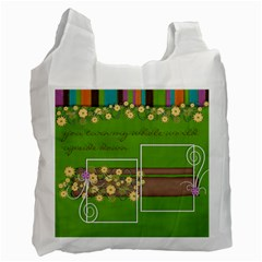 So In Love   Recylce Bag   2 By Angel   Recycle Bag (two Side)   K1d5vq1931re   Www Artscow Com Front