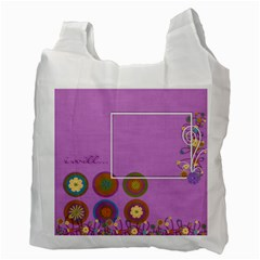 So In Love   Recylce Bag   2 By Angel   Recycle Bag (two Side)   K1d5vq1931re   Www Artscow Com Back