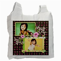 Recycle Bag   3 By Angel   Recycle Bag (two Side)   Kf38c7dshndn   Www Artscow Com Front
