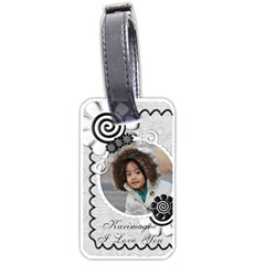 Luggage Tag   3 By Angel   Luggage Tag (two Sides)   249y7jkpstc0   Www Artscow Com Front