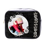 mini toiletries bag - one side - j - Mini Toiletries Bag (One Side)