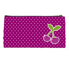 Cherry Pencil Case 01 By Carol   Pencil Case   Zggw8h4ebhdz   Www Artscow Com Back