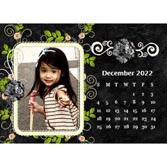 2019 Black By Angel   Desktop Calendar 8 5  X 6    Ujx7k96m5n42   Www Artscow Com Dec 2019