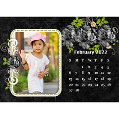 2019 Black By Angel   Desktop Calendar 8 5  X 6    Ujx7k96m5n42   Www Artscow Com Feb 2019