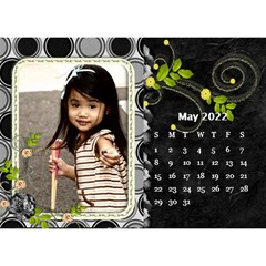 2019 Black By Angel   Desktop Calendar 8 5  X 6    Ujx7k96m5n42   Www Artscow Com May 2019