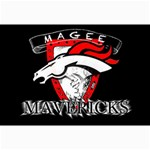 Magee Mavericks - Collage Poster 16  x 24