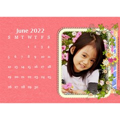 2015 Flower Faith   8 5x6 Calendar By Angel   Desktop Calendar 8 5  X 6    W0wmvpdj8qgv   Www Artscow Com Jun 2015
