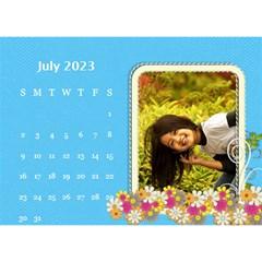 2019 Flower Faith   8 5x6 Calendar By Angel   Desktop Calendar 8 5  X 6    W0wmvpdj8qgv   Www Artscow Com Jul 2019
