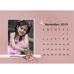Desktop Calendar 8 5  X 6 : Beautiful You By Jennyl   Desktop Calendar 8 5  X 6    Grp60n5s86kv   Www Artscow Com Nov 2016
