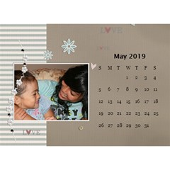 Desktop Calendar 8 5  X 6 : Beautiful You By Jennyl   Desktop Calendar 8 5  X 6    Grp60n5s86kv   Www Artscow Com May 2016