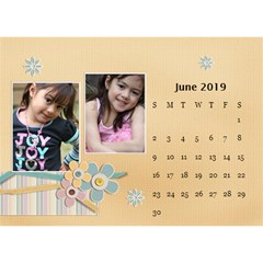 Desktop Calendar 8 5  X 6 : Beautiful You By Jennyl   Desktop Calendar 8 5  X 6    Grp60n5s86kv   Www Artscow Com Jun 2016
