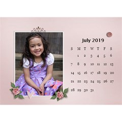 Desktop Calendar 8 5  X 6 : Beautiful You By Jennyl   Desktop Calendar 8 5  X 6    Grp60n5s86kv   Www Artscow Com Jul 2016