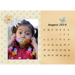Desktop Calendar 8 5  X 6 : Beautiful You By Jennyl   Desktop Calendar 8 5  X 6    Grp60n5s86kv   Www Artscow Com Aug 2016