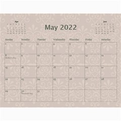2019 Wall Calendar 11x8 5 By Angel   Wall Calendar 11  X 8 5  (12 Months)   H5kxy8xpztjw   Www Artscow Com May 2019