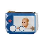 baby blue - Mini Coin Purse