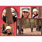 2011 christmas card - 5  x 7  Photo Cards
