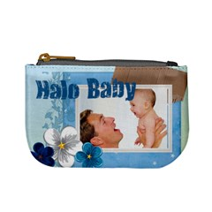 Halo Baby By Joely   Mini Coin Purse   W1kimy0pna1a   Www Artscow Com Front