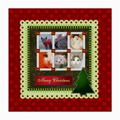 Christmas By Joely   Medium Glasses Cloth (2 Sides)   1jr3c8d7z8z5   Www Artscow Com Front