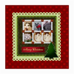 Christmas By Joely   Medium Glasses Cloth (2 Sides)   1jr3c8d7z8z5   Www Artscow Com Back