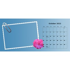 Postcard Desktop Calendar By Deborah   Desktop Calendar 11  X 5    3u4mn2i2bzhy   Www Artscow Com Oct 2017