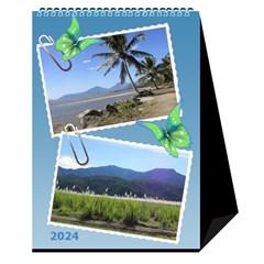 My Postcard Desktop Calendar By Deborah   Desktop Calendar 6  X 8 5    1e9dxyzg8zn5   Www Artscow Com Cover