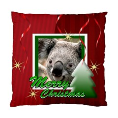 Christmas By Clince   Standard Cushion Case (two Sides)   G181pctwiajq   Www Artscow Com Front