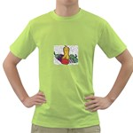 Fruit and Veggies Green T-Shirt